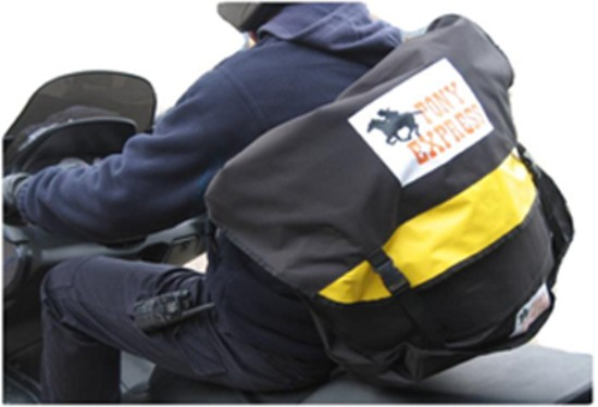Courier Rider Bag