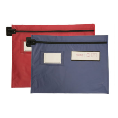 Mailing Pouches - Flat Style - Long Edge Zip