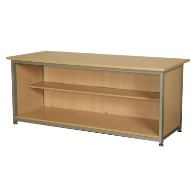 Beech Open Cupboard